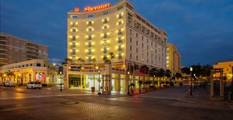 Sheraton Old San Juan Hotel - San Juan - Building