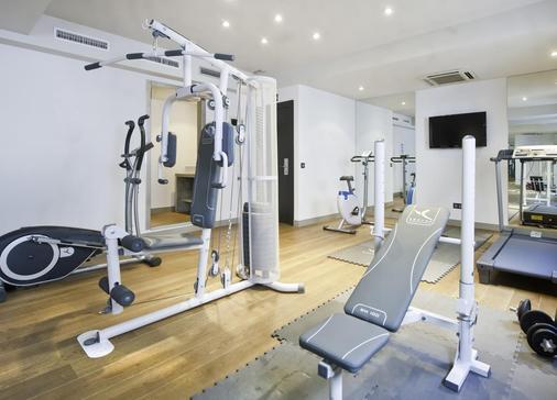 Hotel Zenit Abeba - Madrid - Gym
