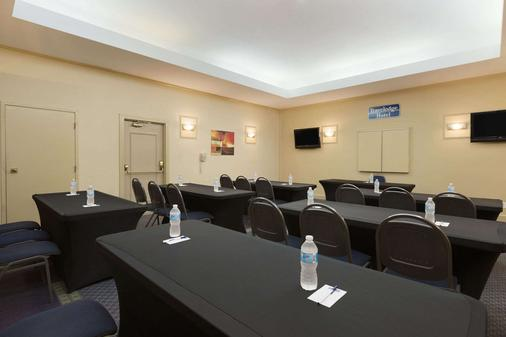 Travelodge Hotel Vancouver Airport - Richmond - Meeting room