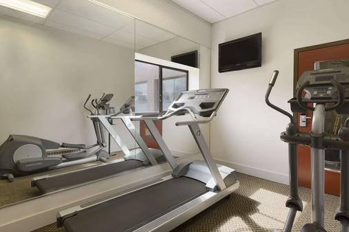 Travelodge Hotel Vancouver Airport - Richmond - Gym