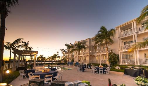 Oceans Edge Key West Resort, Hotel & Marina - Key West - Banquet hall
