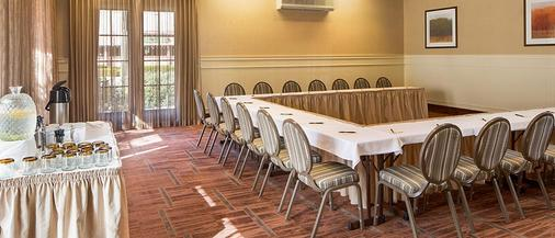 Hotel Abrego - Monterey - Meeting room