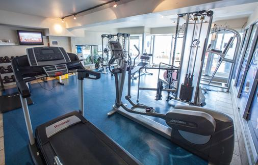 Hotel Espresso Montreal Downtown - Montreal - Gym