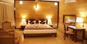 Golden Haveli - Jaisalmer - Bedroom