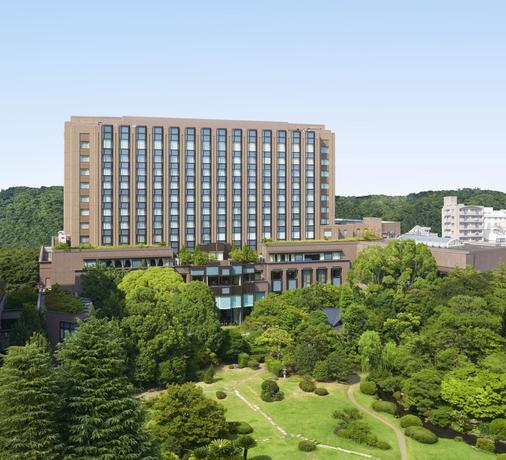Rihga Royal Hotel Tokyo - Tokyo - Building