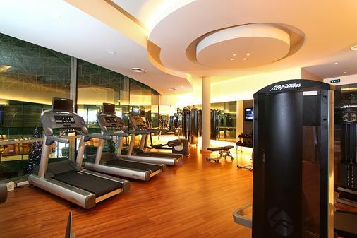 Hotel H2o - Manila - Gym