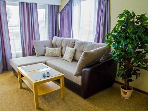 Silver Key Hotel - Nizhny Novgorod - Living room
