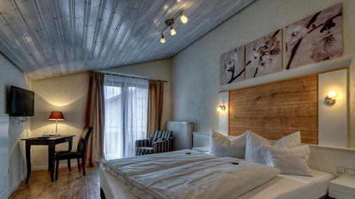 Königshof City Garni - Oberstaufen - Bedroom
