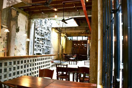 Mingle Hostel Kuala Lumpur - Kuala Lumpur - Restaurant