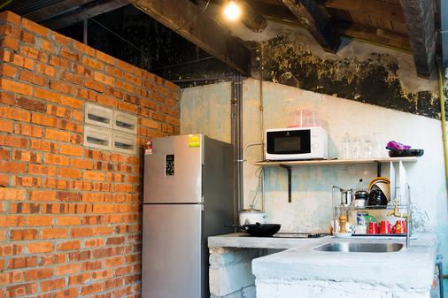 Mingle Hostel Kuala Lumpur - Kuala Lumpur - Kitchen