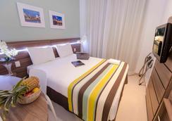 Hotel Express Vieiralves - Manáus - Bedroom
