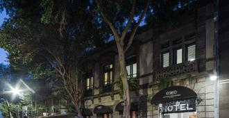 Exe Cities Reforma - Mexico City - Building