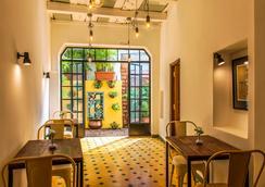 Mateus Boutique Hotel - Panaji - Restaurant