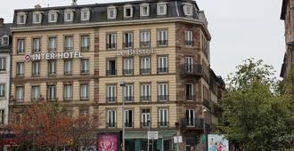 Inter-Hôtel le Bristol Strasbourg Centre-Gare - Strasbourg - Building