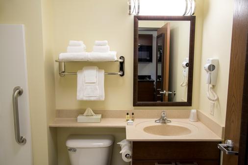 My Place Hotel-Colorado Springs, Co - Colorado Springs - Bathroom