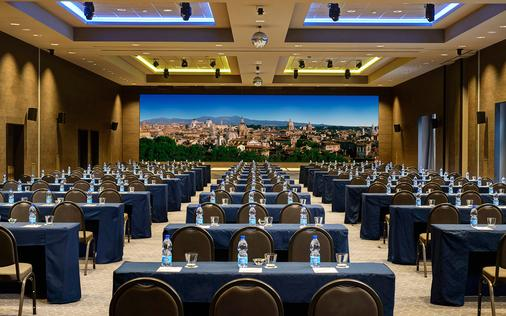 A.Roma Lifestyle Hotel - Rome - Meeting room
