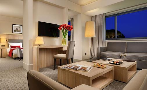 A.Roma Lifestyle Hotel - Rome - Living room