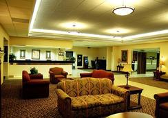 Salt Lake Plaza Hotel at Temple Square - Salt Lake City - Lobby