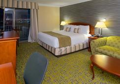 Salt Lake Plaza Hotel at Temple Square - Salt Lake City - Bedroom