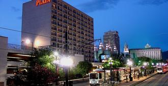 Salt Lake Plaza Hotel at Temple Square - Salt Lake City - Building