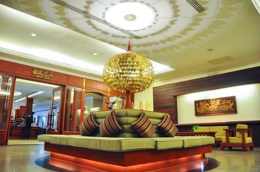Borei Angkor Resort & Spa - Siem Reap - Lobby