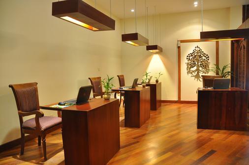 Borei Angkor Resort & Spa - Siem Reap - Business centre