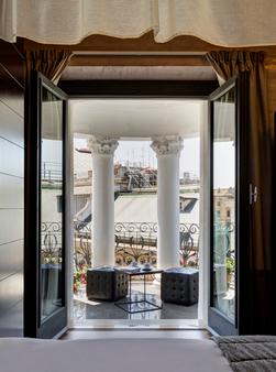 Dharma Luxury Hotel - Rome - Outdoor view