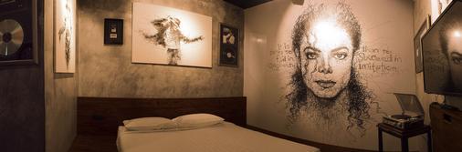 Zen Premium Hulo Hotel - Kuala Lumpur - Bedroom