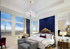 Trump International Hotel Washington DC - Washington - Bedroom