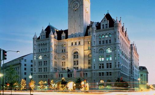 Trump International Hotel Washington DC - Washington - Building