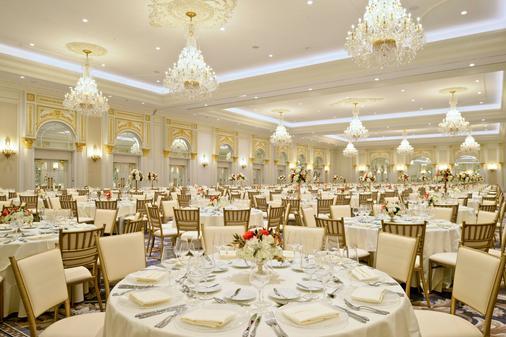 Trump International Hotel Washington DC - Washington - Banquet hall