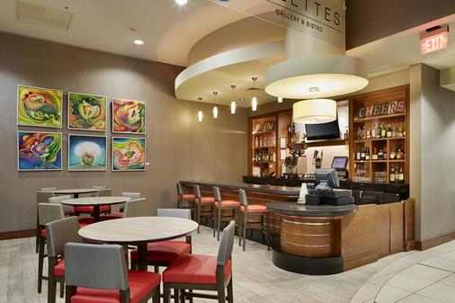 SpringHill Suites by Marriott Las Vegas Convention Center - Las Vegas - Bar