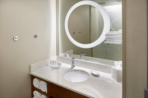 SpringHill Suites by Marriott Las Vegas Convention Center - Las Vegas - Bathroom