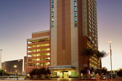 SpringHill Suites by Marriott Las Vegas Convention Center - Las Vegas - Building
