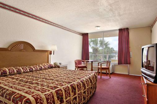 Days Inn Orlando/International Drive - Orlando - Bedroom