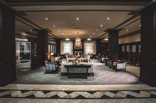 Lord Elgin Hotel - Ottawa - Lobby