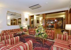 Hotel Cecil - Rome - Lobby
