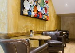 Hotel Continental - Lausanne - Lounge