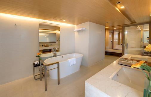 Pathumwan Princess Hotel - Bangkok - Bathroom