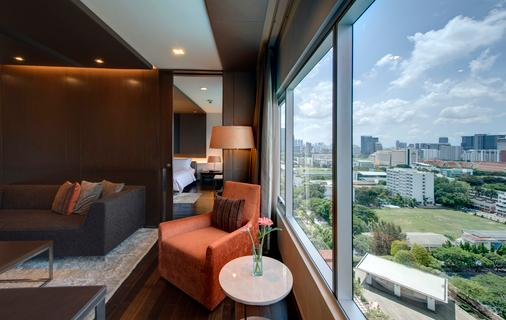 Pathumwan Princess Hotel - Bangkok - Living room