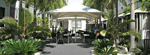 South Beach Plaza Hotel - Miami Beach - Patio
