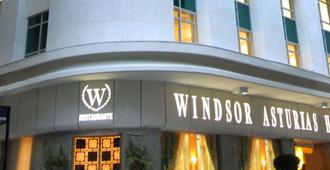 Windsor Asturias Hotel - Rio de Janeiro - Building