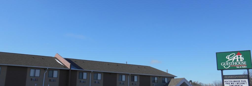 GuestHouse Inn & Suites Sioux Falls - Sioux Falls - Building
