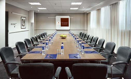 DoubleTree by Hilton London - Docklands Riverside - London - Meeting room