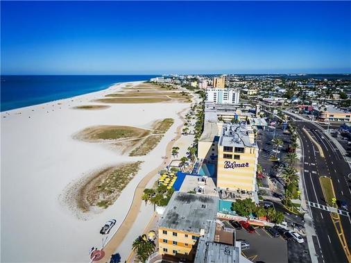 Bilmar Beach Resort - Treasure Island - Beach