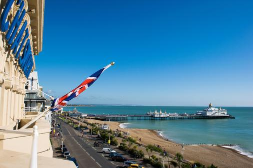 Chatsworth Hotel, a member of Small Luxury Hotels of the world - Eastbourne - Outdoor view