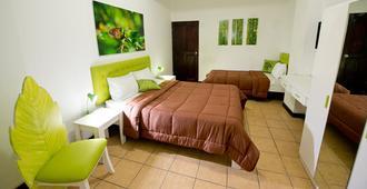 Cocoon Hotel - San Jose - Bedroom