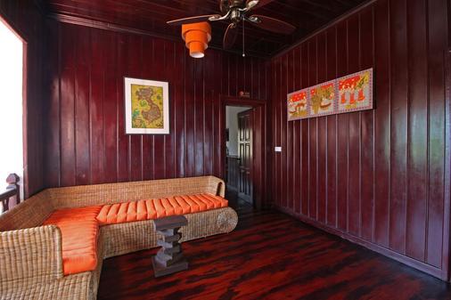 Hanumanalaya Villa - Siem Reap - Living room