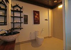 Hanumanalaya Villa - Siem Reap - Bathroom