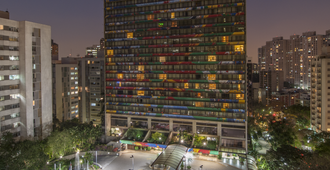 Maksoud Plaza Hotel - Distributed by AccorHotels - São Paulo - Building